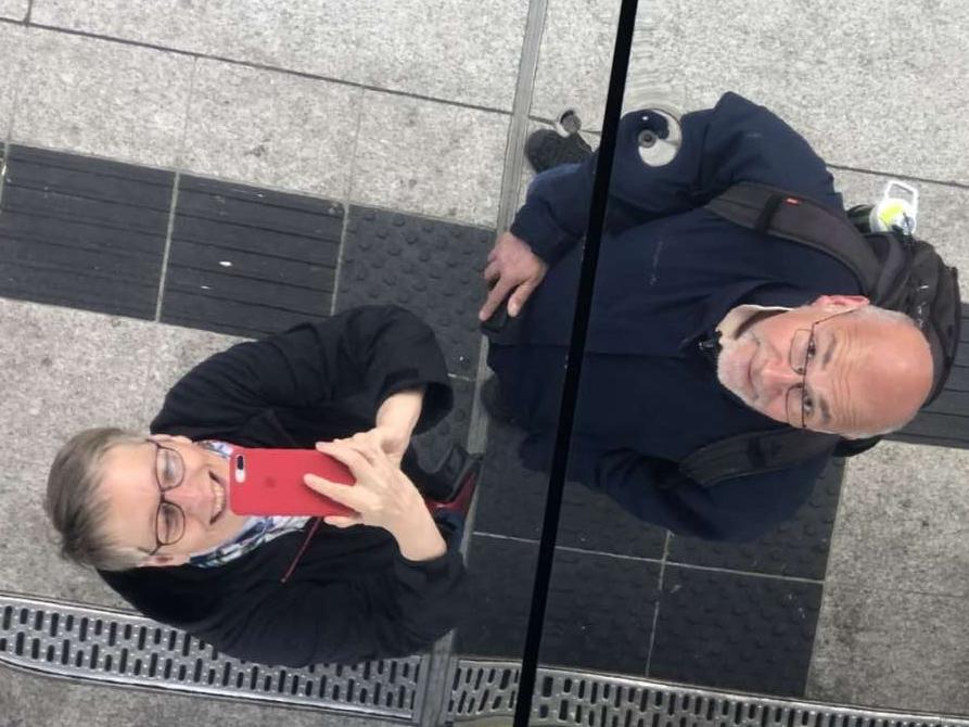 Chrsistine und Matthias Jung