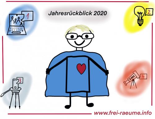2020: Sichtbar werden – sichtbar sein