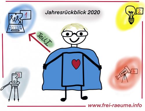 2020: Sichtbar werden – Sichtbar sein II