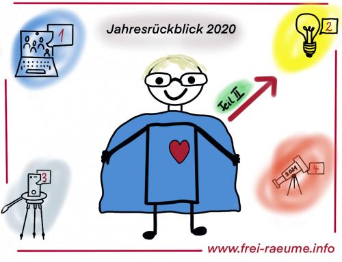 2020: Sichtbar werden – sichtbar sein III