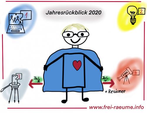 2020: Sichtbar werden – sichtbar sein IV und Resümee